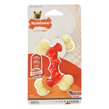 Nylabone DuraChew Double Bone Bacon Flavor Petite | Chew Toy for 15 lb Dogs