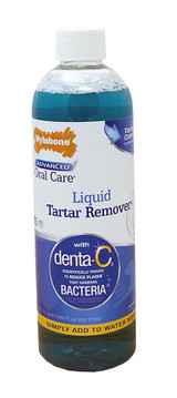 Nylabone Advanced Oral Care Liquid Tartar Remover 16 ounce | For Dogs