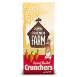 Supreme Russel Premium Crunchers Carrot Healthy Baked Bites for Rabbits 4.2 oz