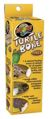 Zoo Med Turtle Bone Natural Floating Source of Calcium Aquatic Terrestrial