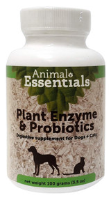 Animal Essentials Plant Enzymes and Probiotics 100 gram | Supplement for Pets