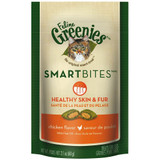 Feline Greenies Smartbites Healthy Skin & Fur 2.1 oz Chicken | Cat Treats