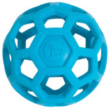 JW Pet HOLEE ROLLER BALL Dog Chew Treat Fetch Bouncy Toy SMALL 3.5 inch