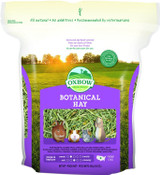 Oxbow Bene Terra HAY for Rabbits Guinea Pigs Chinchillas BOTANICAL HAY 15 oz