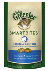 Feline Greenies Smartbites Hairball Remedy 2.1 oz Tuna | Treats for Cats