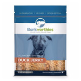 Barkworthies Duck Jerky 4 oz | All Natural Dog Chews