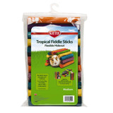 Kaytee Tropical Fiddle Sticks Flexible Wooden Hideout Medium