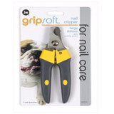PetMate JW Pet GripSoft Deluxe Nail Clip with Cutting Guard for Dogs Large