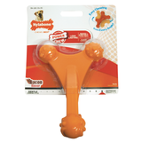 Nylabone Power Chew X-Large Bacon Flavored Axis Bone for Dogs over 50 Pounds