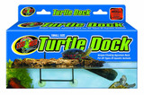 Zoo Med Turtle Dock Unique Floating for Aquatic Animals 10 gallon Small Size
