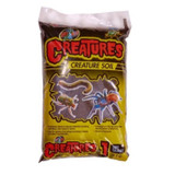Zoo Med Creature Soil For Spiders, Insects & Other Invertebrates - 1 Dry Quart