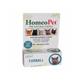 HomeoPet Feline Furball Releif Drops for Cats 15mL