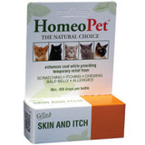 Homeopet Skin and Itch Feline Fast Acting Liquid 15ml