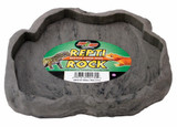 Zoo Med Repti Rock Food Dish for Reptiles Medium