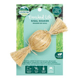 Oxbow Enriched Life Sisal Shaker Toy for Small Animals