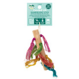 Oxbow Enriched Life Rainbow Knot Stick for Small Animals