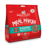 Stella and Chewy's Freeze-Dried Raw Salmon and Cod Meal Mixers for Dogs 8 ounce