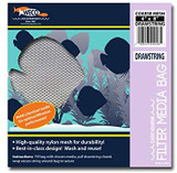 Weco Filter Media Bags Coarse Mesh Drawstring 4 by 8 Inches