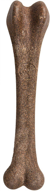 SPOT Bambones Bacon Bone 7.25 Inch Chew Toy for Dogs
