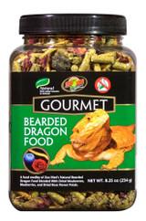 Zoo Med Gourmet Bearded Dragon Food 8.25 ounce