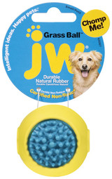 JW Grass Ball Dog Toy Small