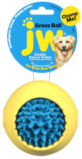 JW Grass Ball Dog Toy Large