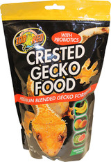 Zoo Med Crested Gecko Food Watermelon Flavor 1 pound