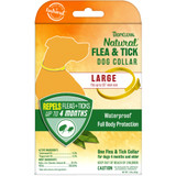 TropiClean Natural Flea and Tick Collar for Large Dogs Max 25 inch