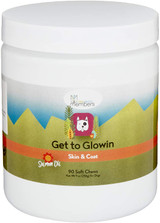 Get to Glowin Skin & Coat Soft Chews for Dogs - 90 Count