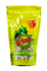 Volkman Seed Avian Science Super Lovebird Conure Nutritionally Balanced 2 lbs