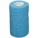 3M Vetrap 4 inch Teal Bandaging Tape | 5 yard Roll