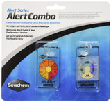 Seachem Alerts Combo Pack 2 Monitors Continuous Freshwater PH Ammonia readings