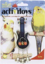 JW Pet Activitoy Guitar Bird Toy
