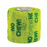 Andover Petflex 2 inch No Chew Bandage Wrap for Pets | Yellow | 5 yard roll