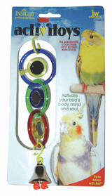 JW Pet Activitoy Triple Mirror Bird Toy