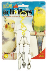 JW Pet Activitoy Fork Knife Spoon Small Bird Toy