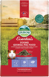 Oxbow Cavy Cuisine YOUNG Guinea Pig Food 5 Pound Bag