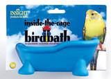 JW Pet Insight Inside the Cage Bird Bath Bird Toy