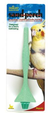 JW Pet Insight Sand Perch Bird Accessory Regular