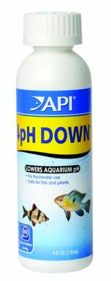 API pH Down Aquarium pH Treatment 4 Ounces
