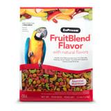 ZuPreem FruitBlend Flavor Bird Food for Large Birds 3.5 pounds