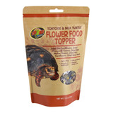 Zoo Med Flower Food Topper for Tortoise and Box Turtle 1.4 ounce