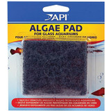 API Doc Wellfish's Hand Held Algae Pad Glass Aquariums Indestructible Clean