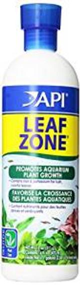 API Leaf Zone Aquarium Plant Food Supplement 16 Ounces