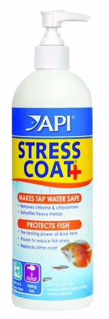 API Stress Coat Plus Pump Bottle 16 Ounces