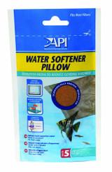 API Water Softener Pillow Size 5 | Removes Calcium and Magnesium | For Aquariums