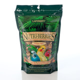 Lafeber Tropical Fruit Nutri-Berries Bird Food 10 oz | Nutritious Foraging Fun