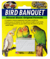 Zoo Med Labs Supplement Bird Banquet Block Small Healthy