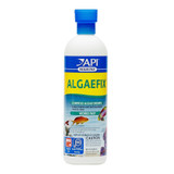 API AlgaeFix 16 oz | Keeps Marine and Reef Aquariums Clean and Clear for Fish