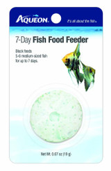 Aqueon 7-Day Fish Food Feeder 1 pack